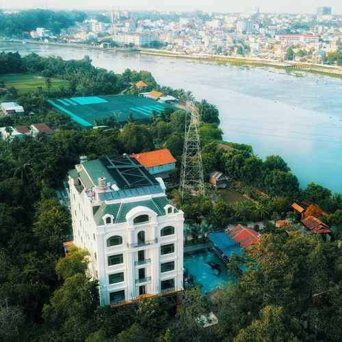 EXTERIOR_BUILDING Golden Emerald Resort Cu Chi
