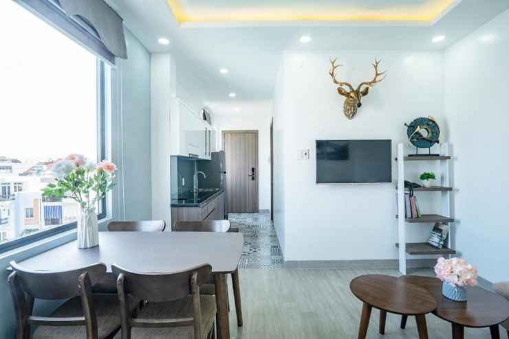 LOBBY Hoang Anh Hotel & Apartment