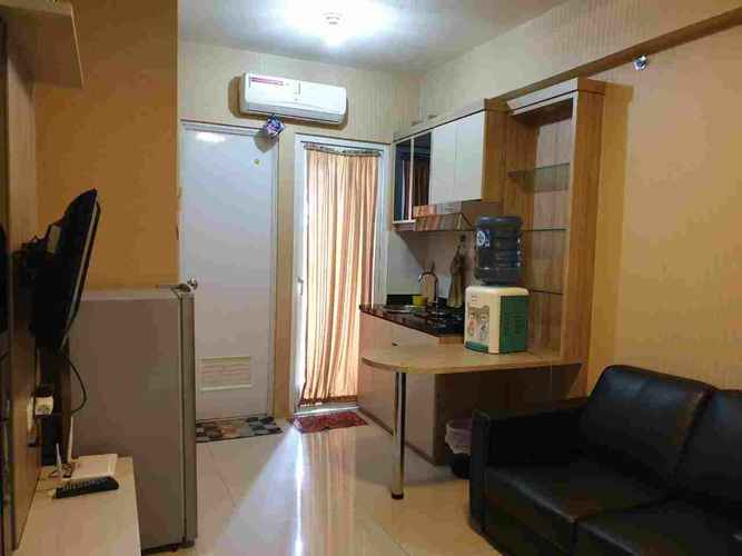 BEDROOM Apartment Green Pramuka City