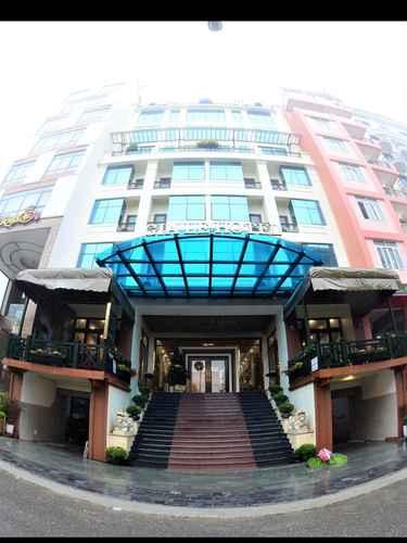 EXTERIOR_BUILDING Gia Le Hotel