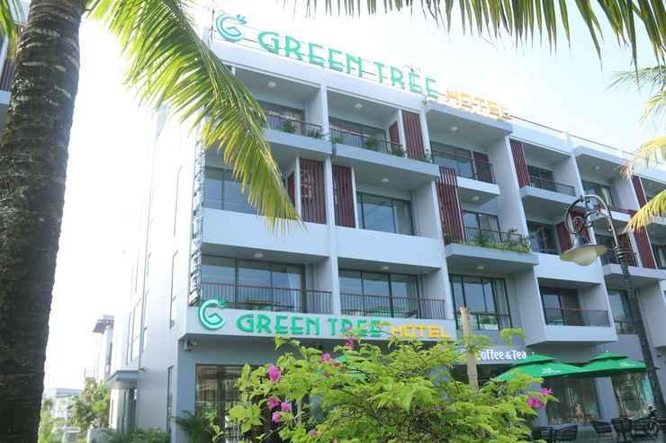 EXTERIOR_BUILDING Green Tree Hotel Phu Quoc