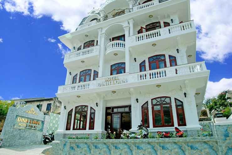 EXTERIOR_BUILDING Khách sạn Dinh Loan Đà Lạt