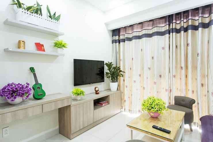 LOBBY Cozoro 1 - Luxury Apartment ChinaTown