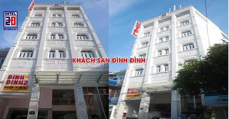 EXTERIOR_BUILDING Dinh Dinh 2 Hotel Ho Chi Minh