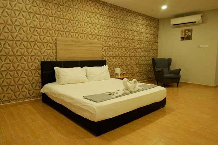 BEDROOM Bangi Perdana Hotel
