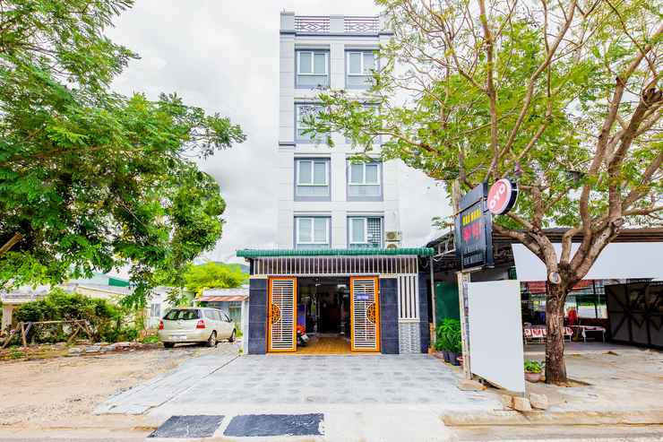 EXTERIOR_BUILDING 572 The Wanda Hotel