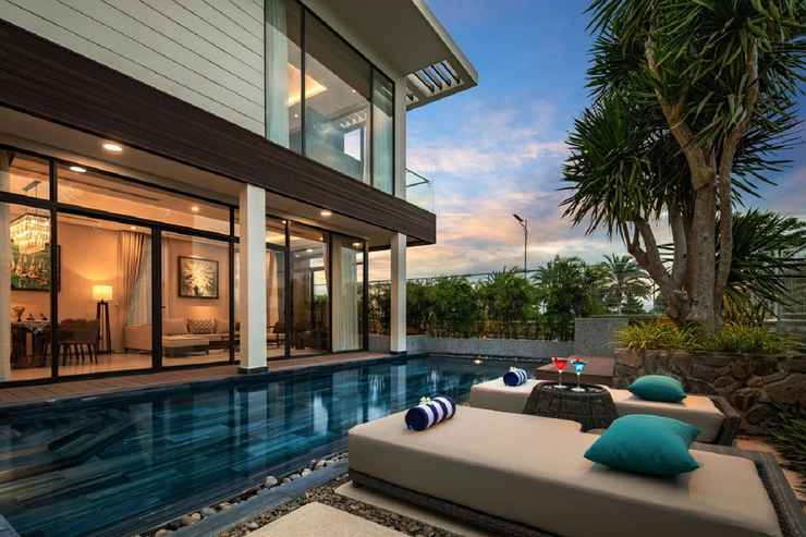 SWIMMING_POOL Wyndham Grand KN Paradise Cam Ranh