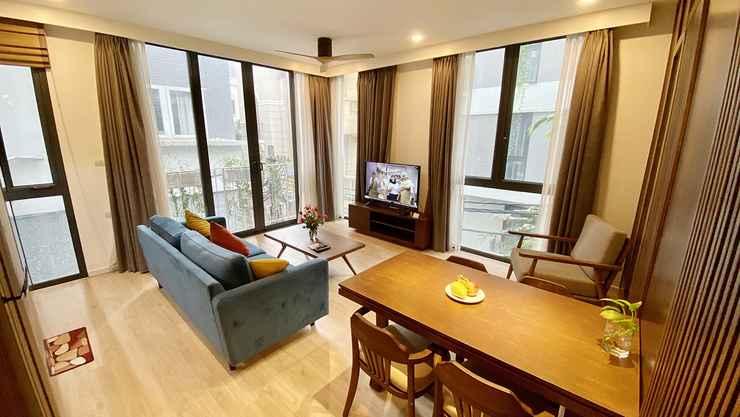 LOBBY Apartment Kim Ma