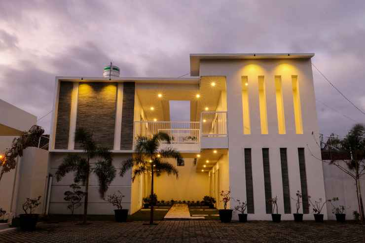 EXTERIOR_BUILDING Syariah Lombok Hotel
