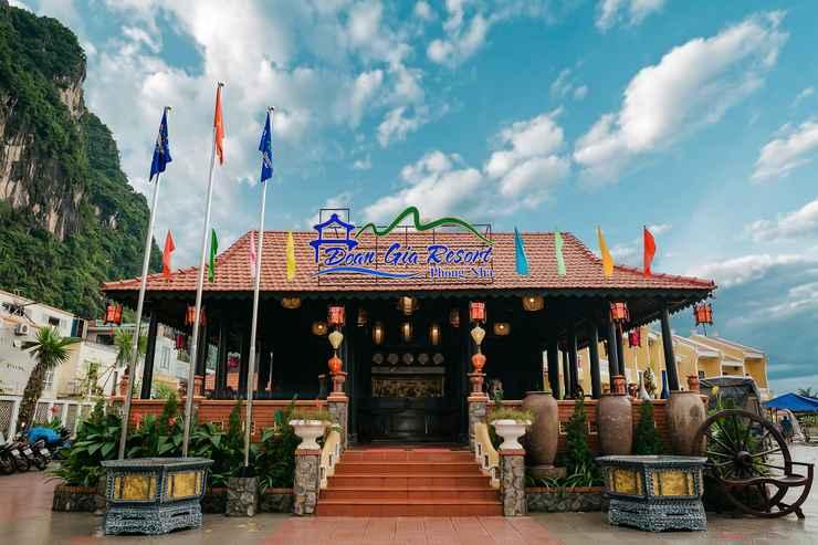 LOBBY Doan Gia Resort Phong Nha