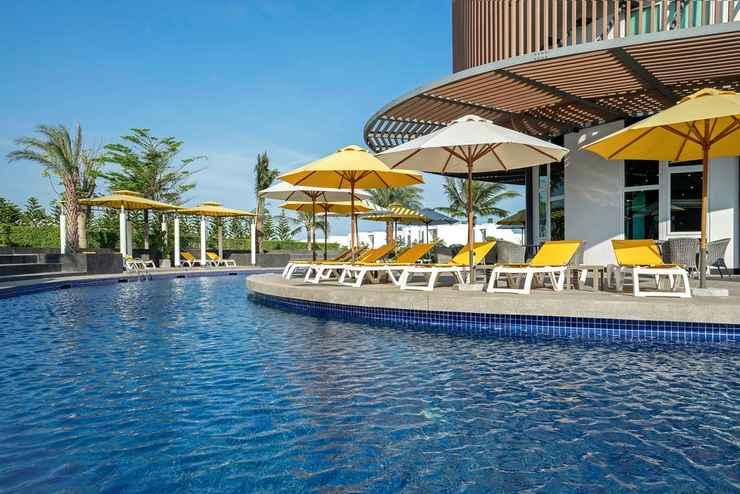BAR_CAFE_LOUNGE Oceanami Villa Homestay & Beach Club - 3 & 4 Bedroom Villa