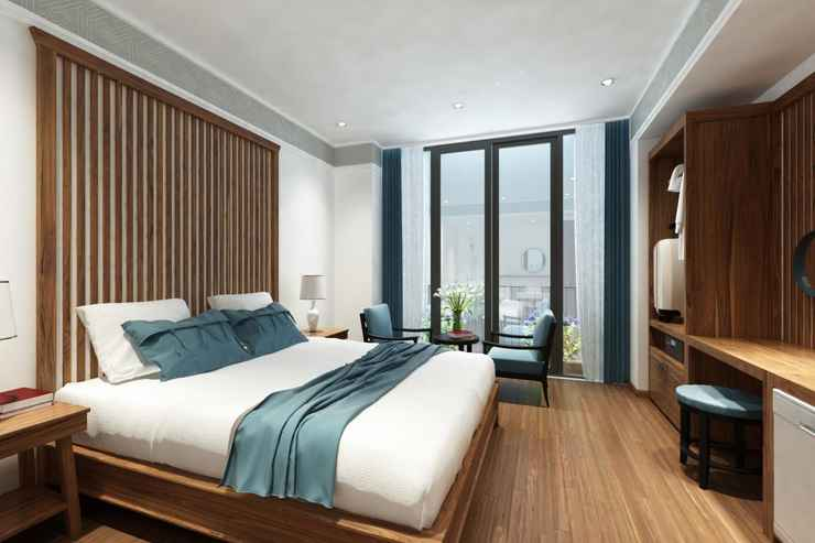 BEDROOM Khách Sạn Tam Cốc Condeluz Boutique