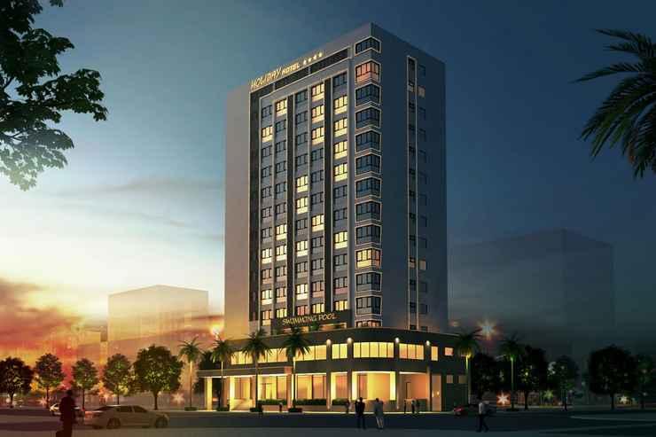 EXTERIOR_BUILDING Khách sạn Holiday Cửa Lò