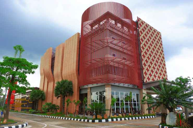 EXTERIOR_BUILDING Hotel Q Kubu Raya