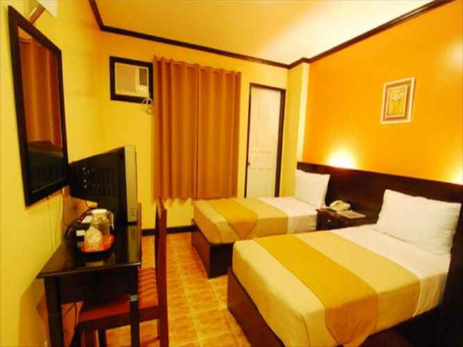 BEDROOM Citi Grand Inn