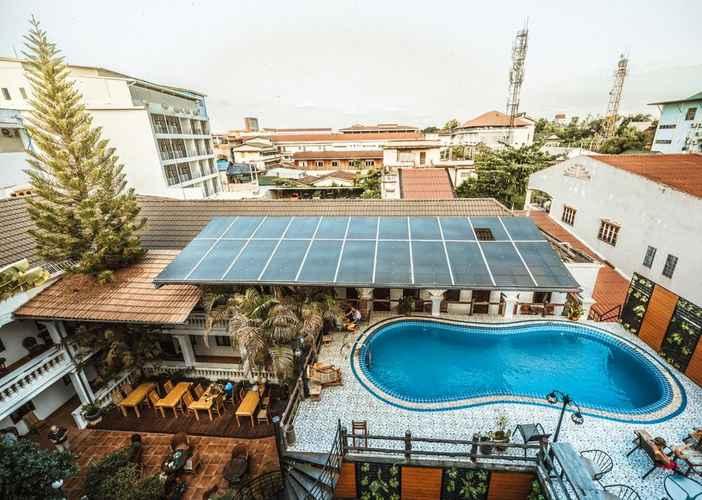 SWIMMING_POOL Mali Namphu Boutique Hotel