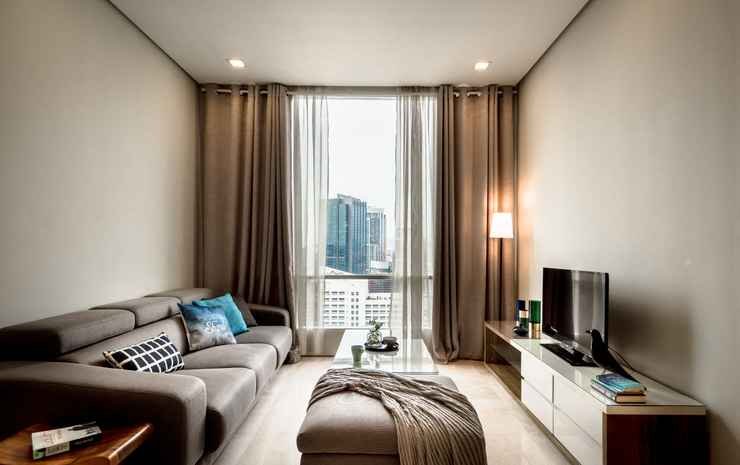 Soho Suites at Kuala Lumpur City Centre Kuala Lumpur - KL20, 3BR with 30mbps