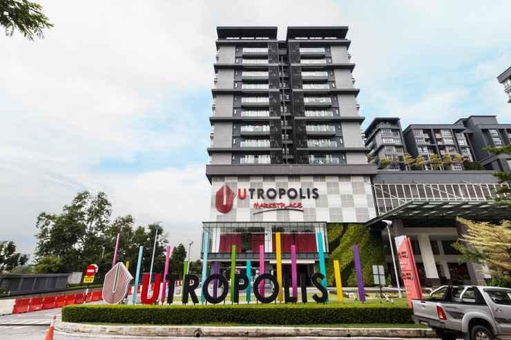 EXTERIOR_BUILDING Utropolis Lifestyle Suites at Glenmarie Shah Alam