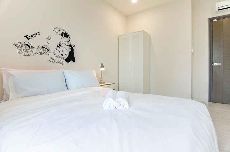 BEDROOM Suasana Suites in Johor Bahru