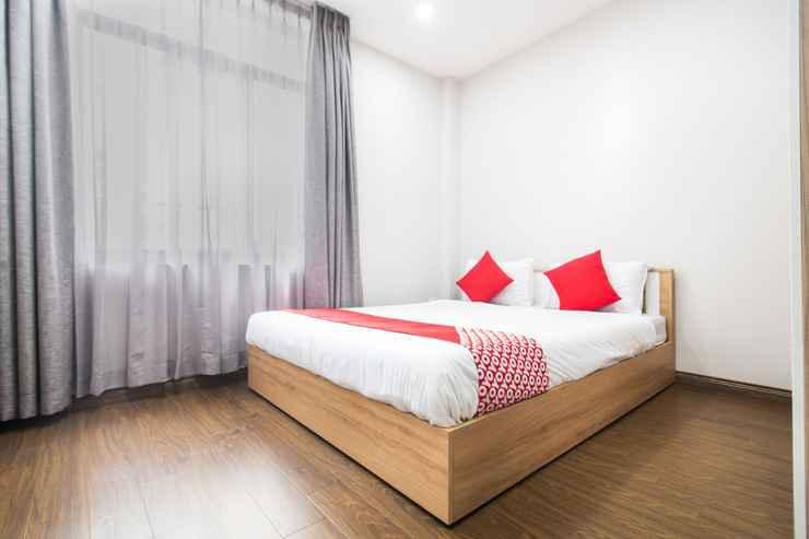 BEDROOM OYO 498 Algers Suites