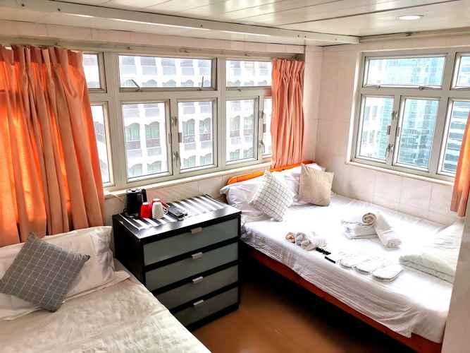 BEDROOM Chi Shing Hostel