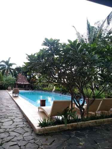SWIMMING_POOL Villa Sumbing Indah