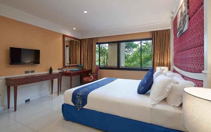 Floral Hotel Dolphin Circle Pattaya Chonburi - Kamar Deluks