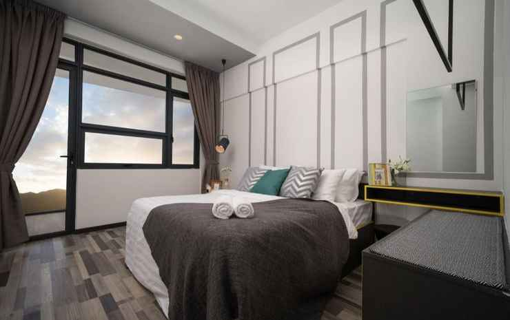 Arte S Family Suites Penang - 3 Bedroom Apartment 273 - Room Only NR