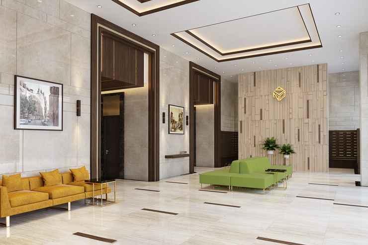 LOBBY Tri's Inn - Charming Boutique Rivergate Residence