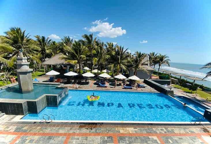 SWIMMING_POOL Champa Resort & Spa