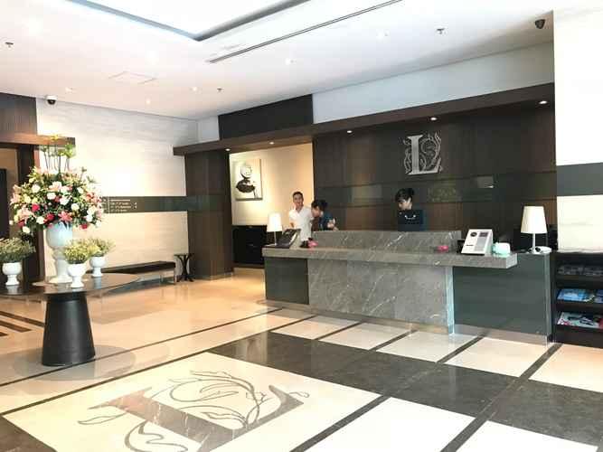 LOBBY Shendo Service Apartment - Lancaster Hanoi