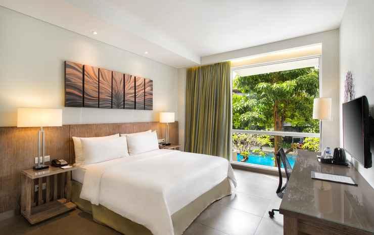 Hilton Garden Inn Bali Ngurah Rai Airport Bali - Deluxe Pool View  R/O
