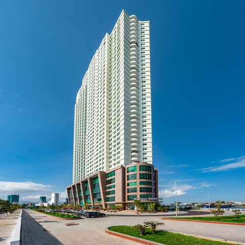 EXTERIOR_BUILDING Skyline Apartments Nha Trang