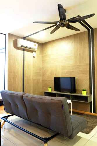 COMMON_SPACE 🌜High Floor 2BR KL Gateway 3A in Bangsar South🌜