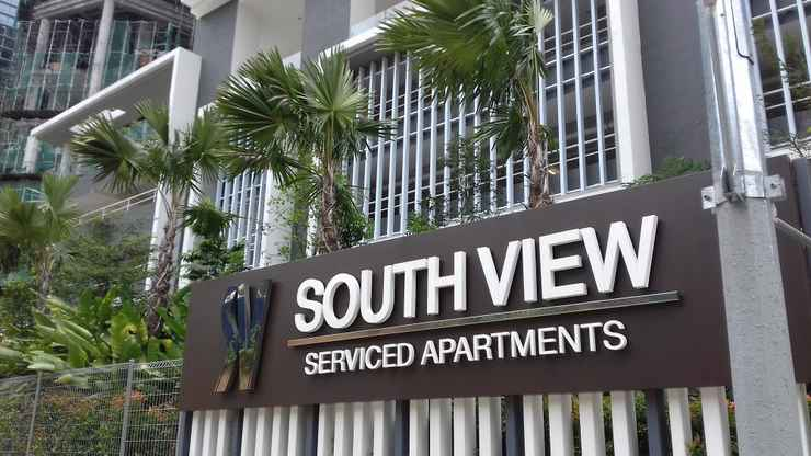 LOBBY 2BR SouthView in Bangsar South 7 (FREE Parking)