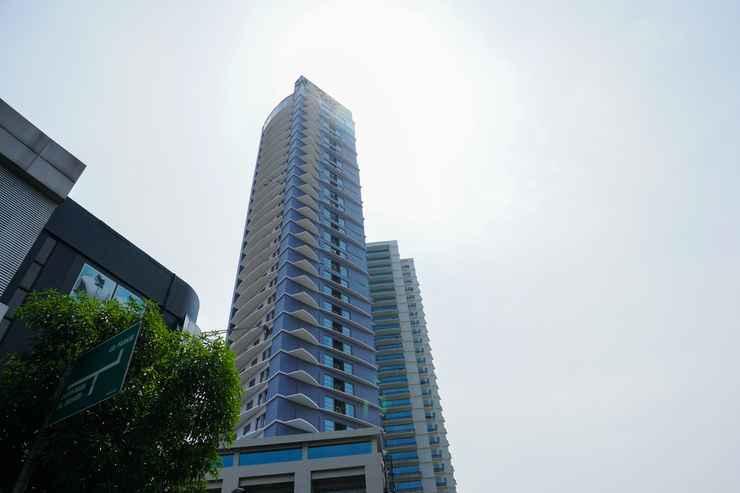EXTERIOR_BUILDING Beautiful Studio Apartment @ Pasar Baru Mansion By Travelio