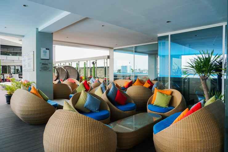 LOBBY Beautiful Studio Apartment @ Pasar Baru Mansion By Travelio