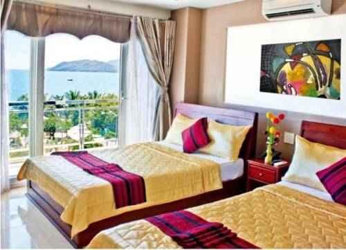 BEDROOM Viet Ha Hotel