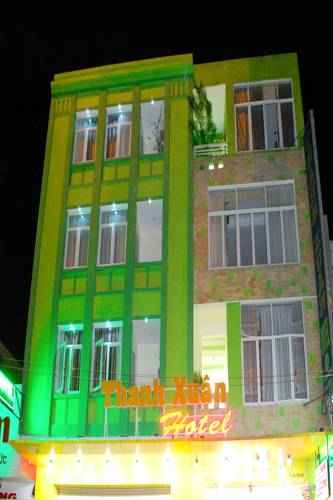 EXTERIOR_BUILDING Thanh Xuan Hotel
