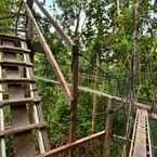 EXTERIOR_BUILDING Batang Ai Longhouse Resort, Managed By Hilton