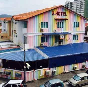 EXTERIOR_BUILDING Bhotel