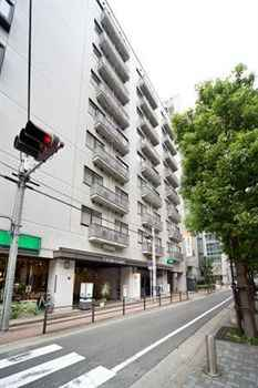 EXTERIOR_BUILDING Hotel Cordia Osaka