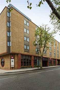 EXTERIOR_BUILDING Ibis London Euston St Pancras