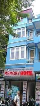 EXTERIOR_BUILDING Hanoi Central Hostel