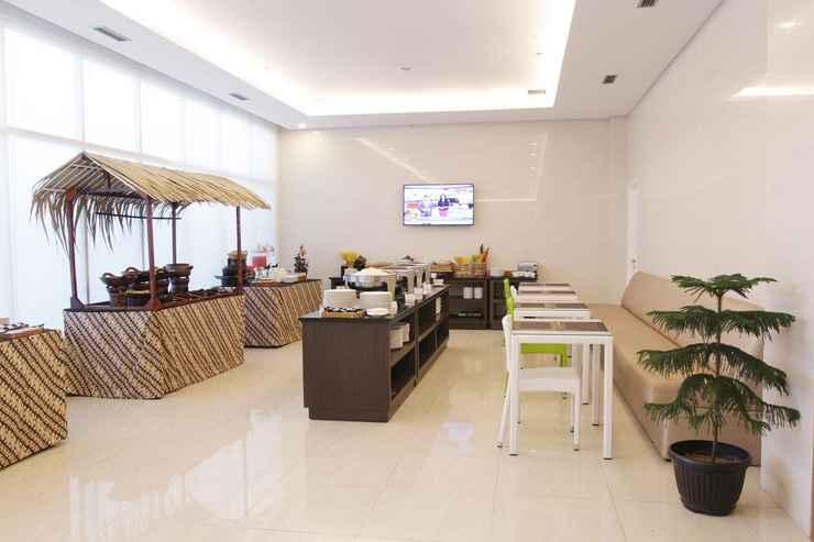 RESTAURANT Whiz Prime Hotel Sudirman Cilacap (Formerly Whiz Sudirman Cilacap)