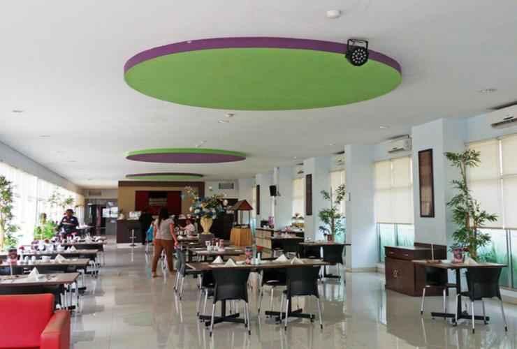 RESTAURANT Le Man Hotel Tulang Bawang Lampung