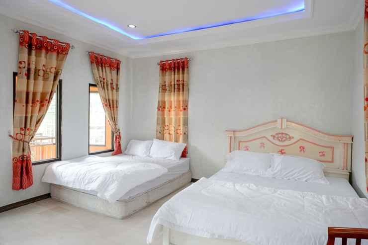 BEDROOM Homestay Villa Diva Tambi Dieng