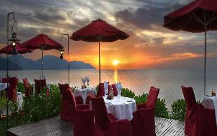 PARKROYAL Penang Resort Penang - Double 1 Atau 2 Tempat Tidur Deluks Pemandangan Laut