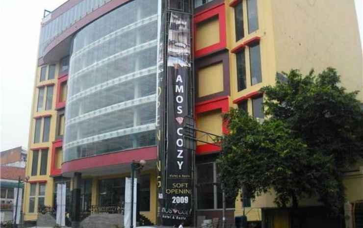 Amos Cozy Hotel Melawai Jakarta - Kamar Klasik