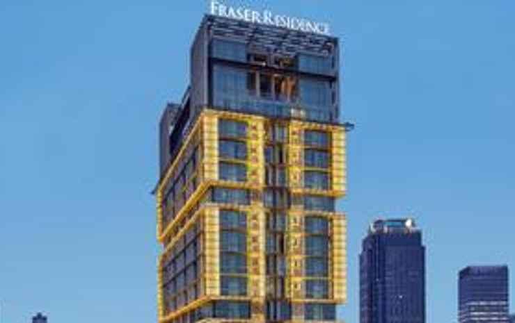 Fraser Residence Menteng Jakarta Jakarta - Room Executive One Bedroom